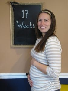 17 weeks & 5 days
