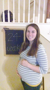 24 weeks, 5 days