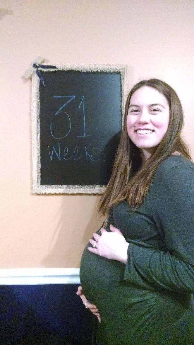 31 weeks, 4 days