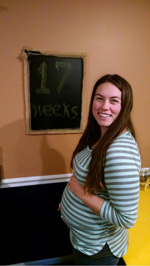 17 weeks, 2 days!