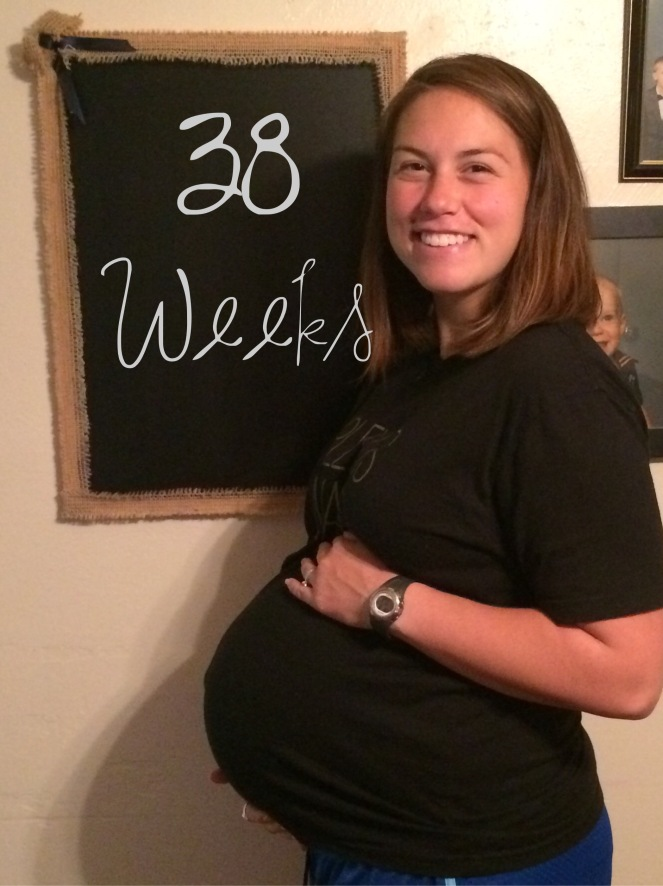 38 weeks R